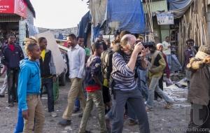 Merkato market. Addis Ababa. Ethiopia.