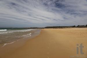 Beach between Mullimbura point and Bingi point. Nsw. Australia.