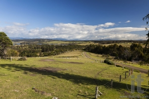 Countryside landscape. Bingie (near Morua) . NSW. Australia