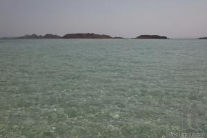 Dahlak archipelago (islands). Eritrea. Africa.