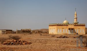 Mosque. Around Massawa and Adulis. Eritrea. Africa.