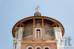 St Mariam Coptic Orthodox Cathedral. Asmara. Eritrea. Africa.