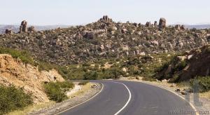 Unusual rock formation in Dakhata valley (valley of marvels) between Babile abd Jijiga near Harar. Ethiopia.