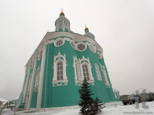 Assumption Cathedral. Smolensk. Russia.