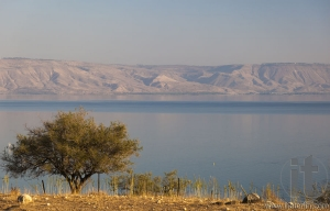 Sea (lake) of Galilee. Lower Galilee. Israel.